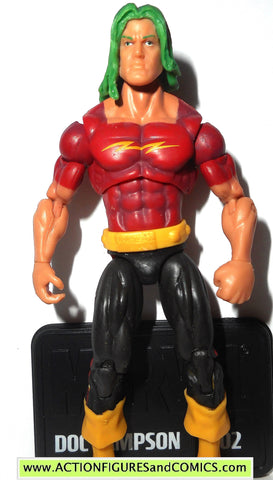 marvel universe DOC SAMSON series 3 2 2011 hulk 4 inch action figures