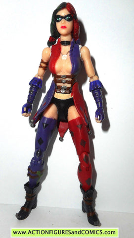 dc direct HARLEY QUINN batman INJUSTICE infinite heroes collectibles action figure
