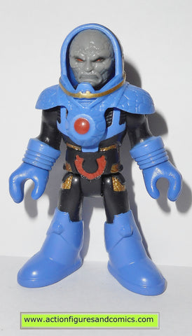 DC imaginext DARKSEID fisher price justice league super friends universe