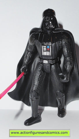 star wars action figures DARTH VADER shadows of the empire power of the force potf