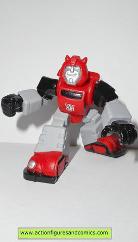 transformers robot heroes CLIFFJUMPER generation one G1 pvc action figures