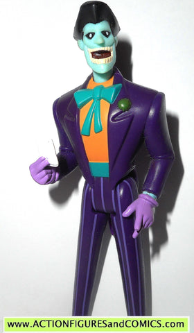 batman animated series JOKER mattel toys 2002 tas action figure