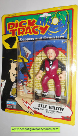 Dick Tracy BROW the movie 1990 action figures playmates toys moc #000