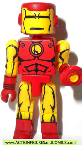 minimates IRON MAN series 6 classic marvel universe toy figure