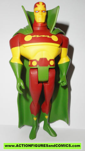 justice league unlimited MR MIRACLE animated dc universe action figures