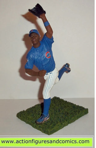 mcfarlane sports action figures ALFONSO SORIANO Chicago bears sportspick baseball toys
