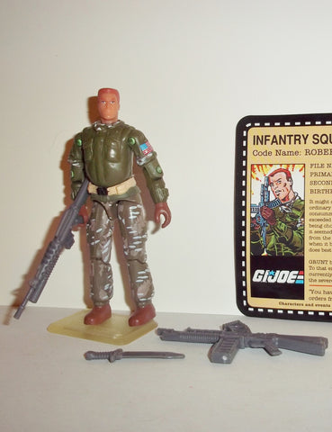 gi joe GRUNT 2007 v10 25th anniversary CONVENTION tanks for the memories