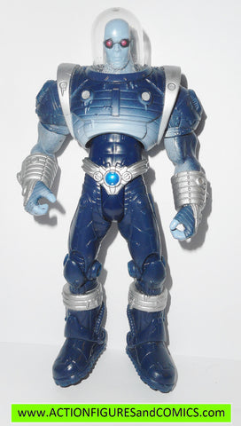 DC UNIVERSE classics 6 inch MR FREEZE super heroes batman mattel #fig