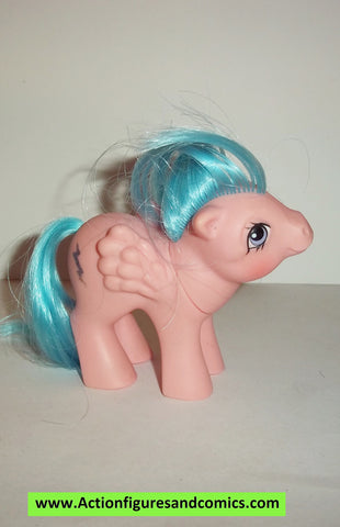my little pony BABY FIREFLY 1984 mlp vintage 1985 ponies #4443