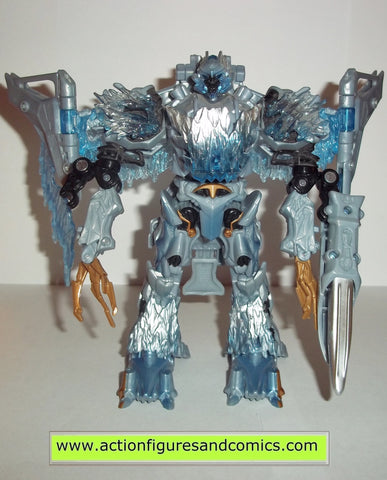transformers movie MEGATRON 2007 hasbro toys voyager complete action figures