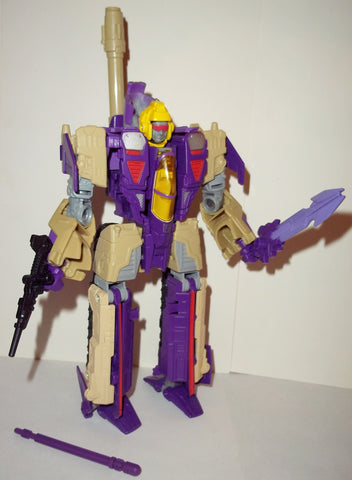 TRANSFORMERS thrilling 30 BLITZWING 100% complete hasbro 30th anniversary