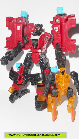 transformers powercore combiners SMOLDER CHOPSTER 2009 hasbro