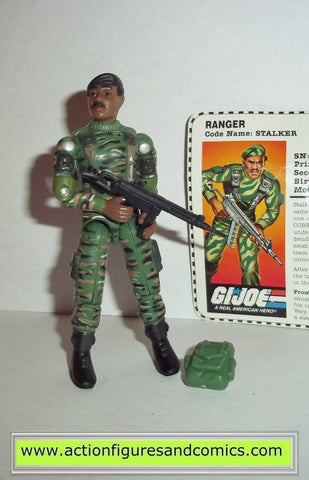 gi joe STALKER 1997 v6 stars & stripes toys r us tru exclusive hasbro toys action figures