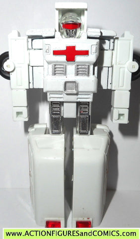gobots REST-Q rescue ambulance MR-15 machine robo vintage 1983 577