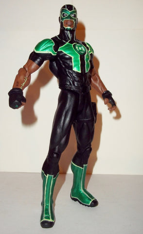 dc direct SIMON BAZ green lantern justice league new 52 collectables fig
