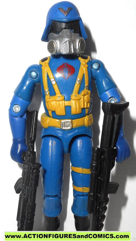 gi joe COBRA TROOPER 2006 v4 DTC direct to consumer series complete nofc