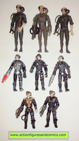 Star Trek ACTION FIGURE BORG LOT playmates toys 5 inch locutus
