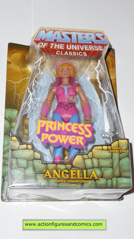 Masters of the Universe ANGELLA Classics he-man she-ra motu action figures mattel mib moc mip