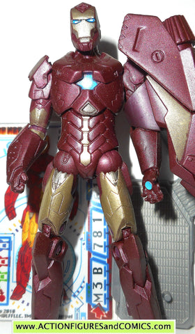marvel universe IRON MAN hypervelocity armor 05 5 2009 movie 2