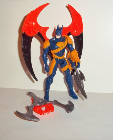 batman & robin ROTORBLADE BATMAN kenner complete movie 1997 1996