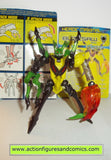 transformers beast machines BUZZSAW hasbro toys action figures insect card