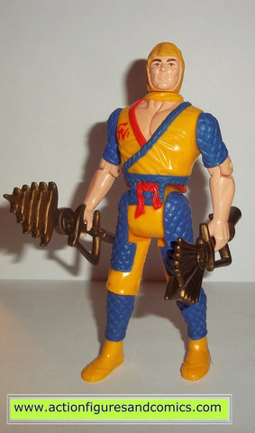 chuck norris karate kommandos REED SMITH vintage 1986 action figures 4466