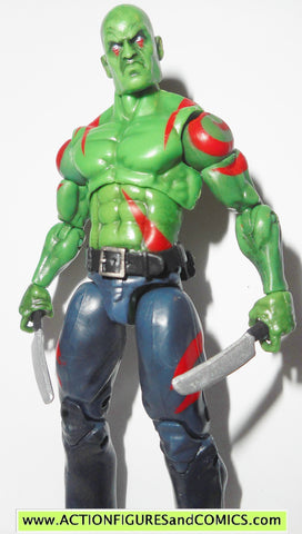 marvel universe DRAX THE DESTROYER guardians of the galaxy complete hasbro