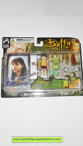 buffy the vampire slayer CORDELIA palz minimates action figures moc mip mib
