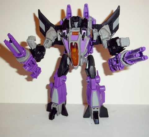TRANSFORMERS classics generations SKYWARP complete fall of cybertron hasbro