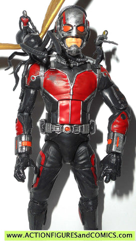 marvel legends ANT MAN ultron series movie antman complete hasbro