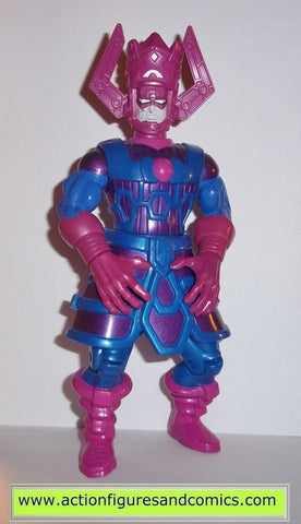 Silver surfer toy biz GALACTUS 1997 marvel super heroes action hour universe