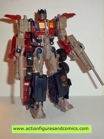 transformers movie OPTIMUS PRIME asian hanzi hasbro toys voyager complete action figures