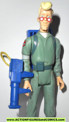 ghostbusters EGON SPENGLER series 1 1986 the real animated kenner bp