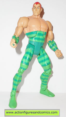 DC UNIVERSE classics AMAZO wave 5 metallo series action figures