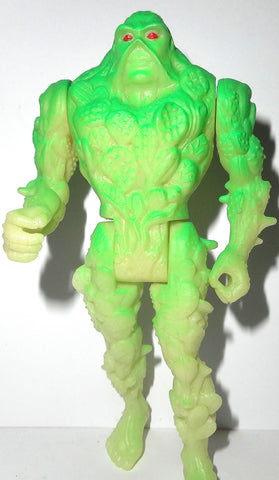 Swamp Thing BIO GLOW kenner toys action figure 1990 tv series DC universe fig