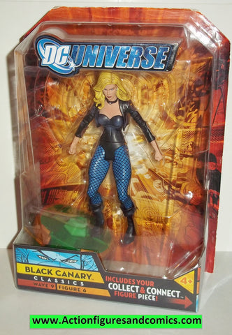 dc universe classics BLACK CANARY wave 9 chemo series moc action figures