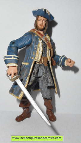 Pirates of the Caribbean CAPTAIN NORRINGTON zizzle 2007 action figures 99P