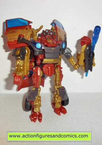 transformers movie MUDFLAP TUNER 2009 revenge of the fallen rotf hasbro toys complete action figures