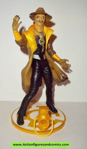 dc direct SCARECROW sinestro corps blackest night complete collectables