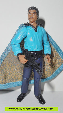 star wars action figures LANDO CALRISSIAN 2006 Vintage otc votc collection
