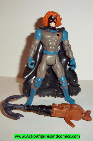 Ultraforce THE NIGHT MAN 1995 galoob action figures complete