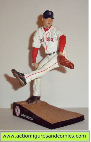 daisuke matsuzaka mcfarlane toys sports picks red sox boston
