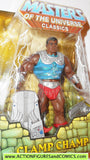 Masters of the Universe CLAMP CHAMP classics he-man motu action figures moc
