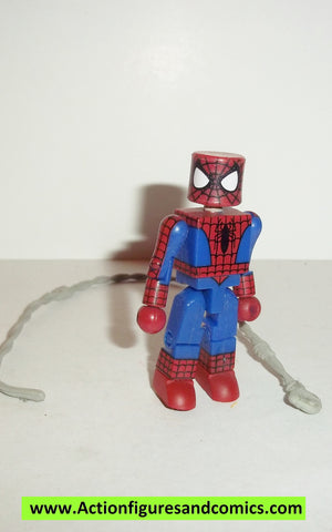 minimates SPIDER-MAN mini mates art asylum action figures #4221