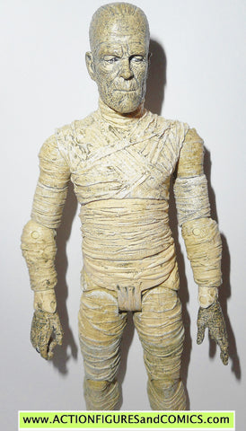 Universal Studios Monsters MUMMY Boris Karloff 8 inch 2015 classic horro