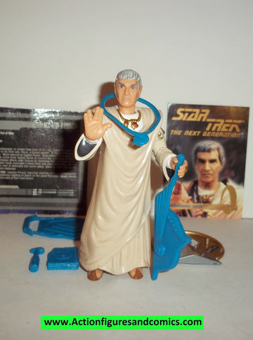 Star Trek AMBASSADOR SAREK 1994 playmates complete action figures