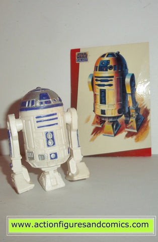 star wars action figures bend-ems R2-D2 Droid 1993 just toys justoys
