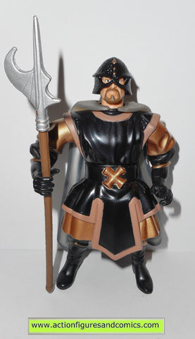Warriors of Virtue GRILLO action figure play em toys 1997 tv show lord of the rings