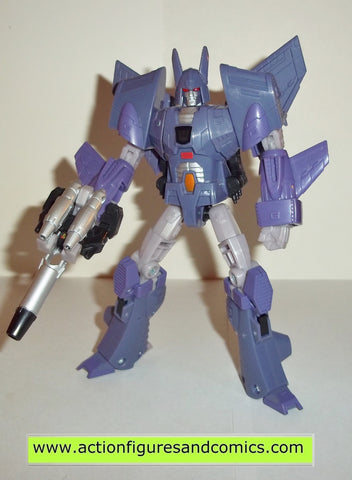 Transformers Cyclonus MFT MF19 Decepticons Actions Figures Space Skimming Toys