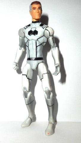 marvel universe MR FANTASTIC future foundation white variant four 4 action figures